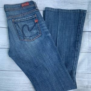 Citizens of Humanity Ingrid stretch Bootcut Jeans